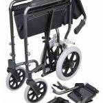 Aidapt Fauteuil roulant de transport en aluminium de la marque AIDAPT image 3 produit