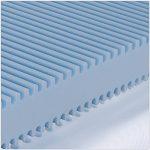 Ailime Matelas orthopédique Waterfoam Hauteur 16 cm revêtement Coton modèle Printemps 90 x 190 cm Blanc de la marque Ailime image 3 produit