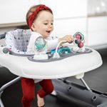 Babymoov - Trotteur bébé 2-en-1 évolutif compact musical, Zinc de la marque Babymoov image 3 produit