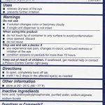 Bausch & Lomb Bausch et Lomb Apaiser sans agent de conservation à long Lasting gouttes oculaires lubrifiantes -28 ct. de la marque Bausch-Lomb image 1 produit