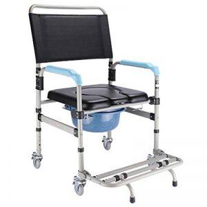 Chaise percée pour personne âgée : comment choisir les