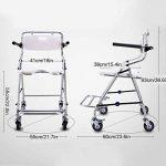 chaises de douche pour handicapés TOP 13 image 1 produit
