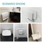 chaises de douche pour handicapés TOP 14 image 4 produit