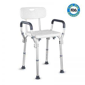 chaises de douche pour handicapés TOP 8 image 0 produit