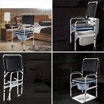 chaises de douche pour handicapés TOP 9 image 1 produit