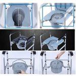 chaises de douche pour handicapés TOP 9 image 4 produit