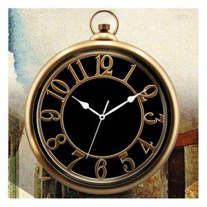 CLX Montre de Poche et chaîne for Les Hommes européenne chronomètre électronique Quartz Horloge Murale comme Un Cadeau d'anniversaire Anniversaire aîné Peaky aveugles déguisements cxff (Color : B) de la marque CLX image 0 produit