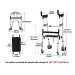déambulateur 4 roues occasion TOP 13 image 1 produit