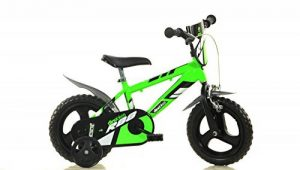 Dino Bikes MTB 412U 12 Pouce KIDSBIKE Boy vélo, Bicyclette, Enfant-Velo, bécane, vélocipède, Rouler en vélo, Faire du vélo.Bleu.stabilisateurs.bidon.gardeboue. 12pouce 2-5 Ans 85-110cm de la marque Dino image 0 produit