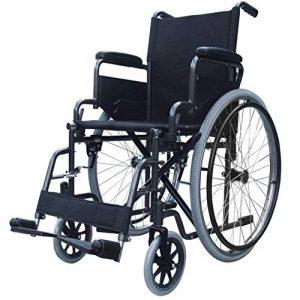 Elite Care ECSP02 Chaise fauteuil roulant automotrice pliable de la marque Elite-Care image 0 produit