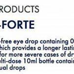 Hylo Forte Gouttes pour les yeux 10ml de la marque HYLO image 1 produit