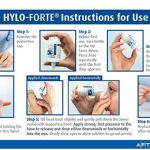 Hylo Forte Gouttes pour les yeux 10ml de la marque HYLO image 3 produit