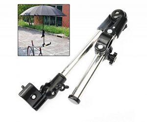 IMBS Support porte-Parapluie pour vélo et support de vélo poussette Poussette fauteuil roulant Noir de la marque IMBS image 0 produit