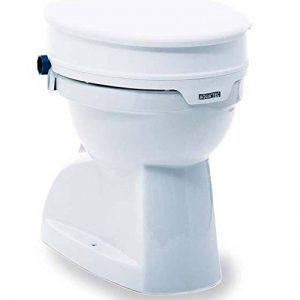 Invacare - Réhausseur toilettes   Réhausseur WC   Avec Couvercle   Hauteur 10 cm   Aquatec 90 de la marque Invacare image 0 produit