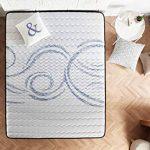 naturalex Matelas PerfectSleep - Noyau UHR Bi Densité Blue Latex et Aquapur – Très Respirant - 16 cm - 90 x 190 cm de la marque naturalex image 2 produit