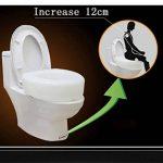 OOFAYWFD Réhausseur WC Élévateur portatif Élévateur de siège de Toilette pour la sécurité de la Salle de Bain de la marque OOFAYWFD image 3 produit