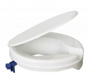 Réhausseur de Lunette de WC avec Couvercle de la marque AIDAPT image 0 produit