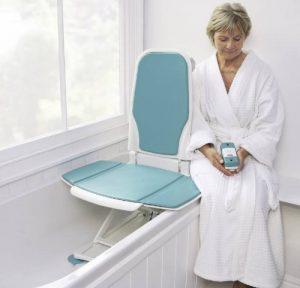 Siège élévateur Bathmaster Sonaris complet EU de la marque Patterson-Medical image 0 produit