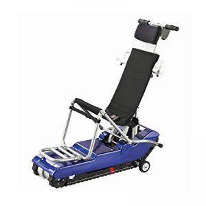 SISHUINIANHUA Fauteuil Roulant électrique d'escalier, Fauteuil Roulant portatif Manuel pour Personnes âgées âgées, Monter et descendre Les escaliers de la marque SISHUINIANHUA image 0 produit