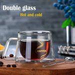 tasse à café en verre transparent TOP 11 image 4 produit
