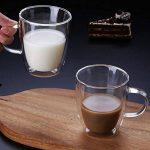 tasse à café en verre transparent TOP 12 image 4 produit