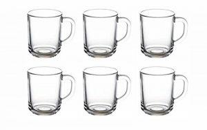 Topkapi Bahar - 6 tasses à thé en verre , qualité premier prix de la marque Topkapi image 0 produit