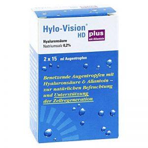 Ursapharm de vision HD Plus Gouttes oculaires 2x 15ml de la marque OMNIVISION-GMBH image 0 produit