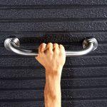 WYPJ Main Courante de Salle de Bain Mains courantes de Salle de Bain 304 INOX Mural Personnes gées, rampes de sécurité pour Personnes à mobilité réduite Baignoire de la marque WYPJ image 2 produit