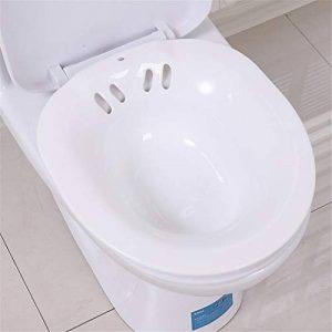 Xbnmw Bain de siège, Traitement Post-Partum pour Les hémorroïdes, Bain de trempage périnéal au-Dessus des Toilettes, Soins de santé pour Femmes Enceintes de la marque Xbnmw image 0 produit